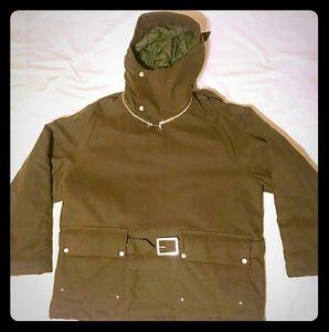 Classic Jean Paul Gaultier Jeans Pullover Coat